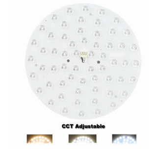 LED Ceilingboard 25W CCT adjustable with dip switch