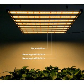 LED Grow Frame Strip Lights